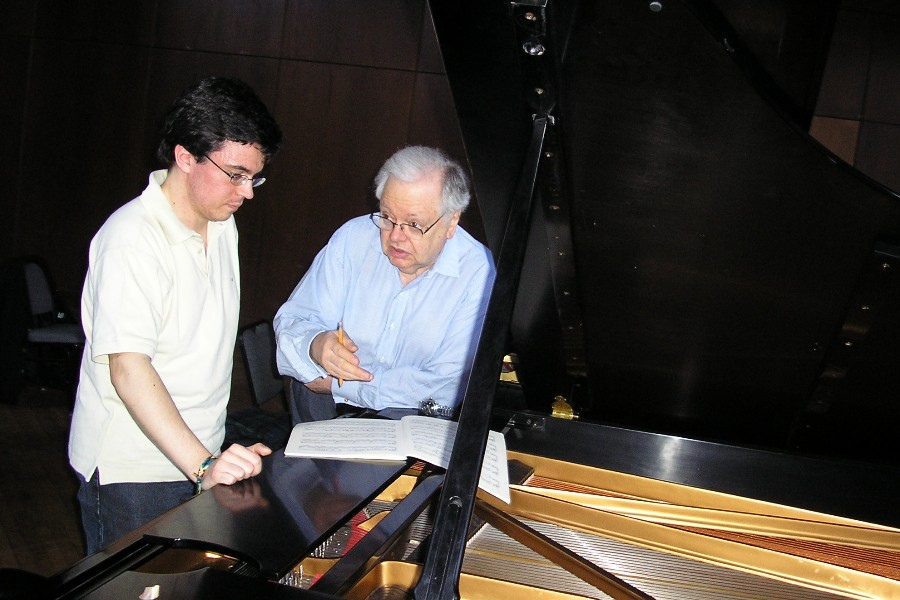 741 Philippe Entremont 菲利普.昂特蒙特 1934年 法國鋼琴家、指揮家11