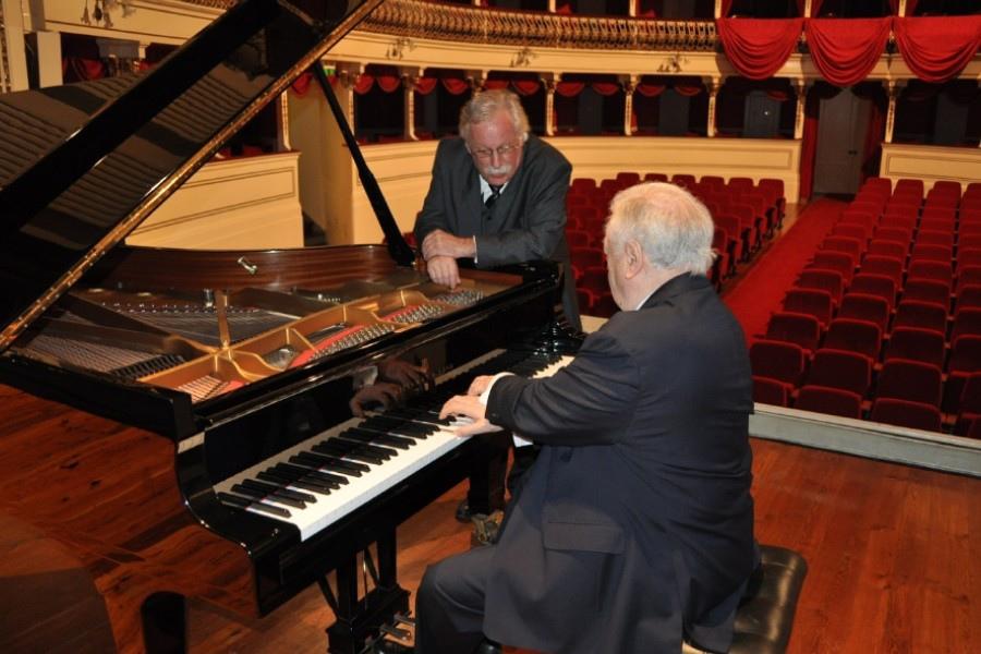 741 Philippe Entremont 菲利普.昂特蒙特 1934年 法國鋼琴家、指揮家10
