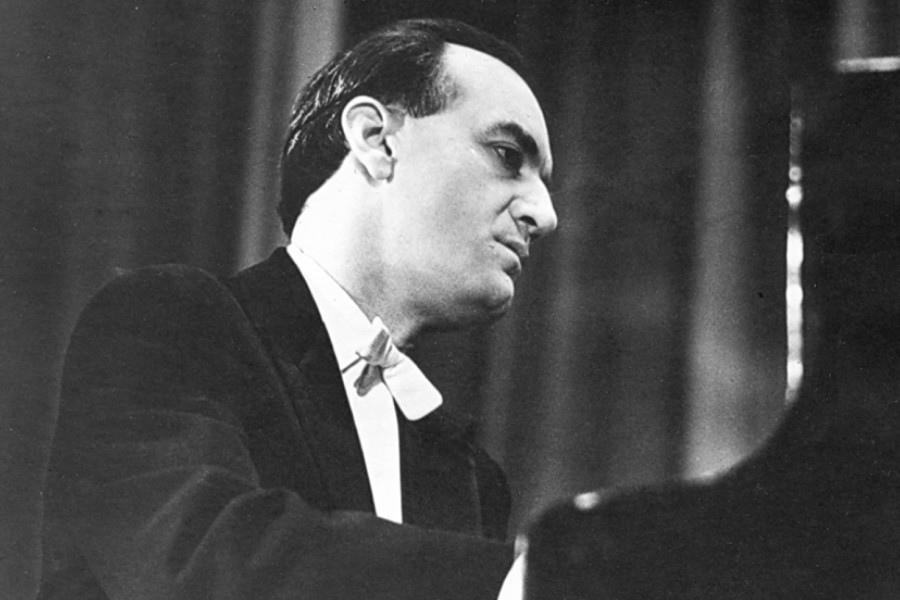 743 Alexander Bakhchiev 亞歷山大.巴赫奇耶夫 1930年-2007年 俄羅斯鋼琴家、教師01