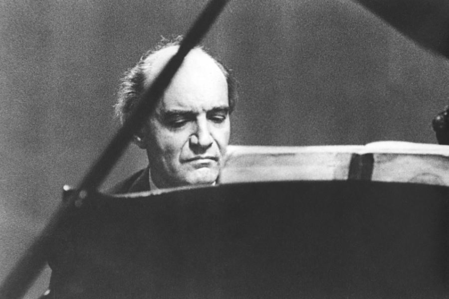 743 Alexander Bakhchiev 亞歷山大.巴赫奇耶夫 1930年-2007年 俄羅斯鋼琴家、教師04