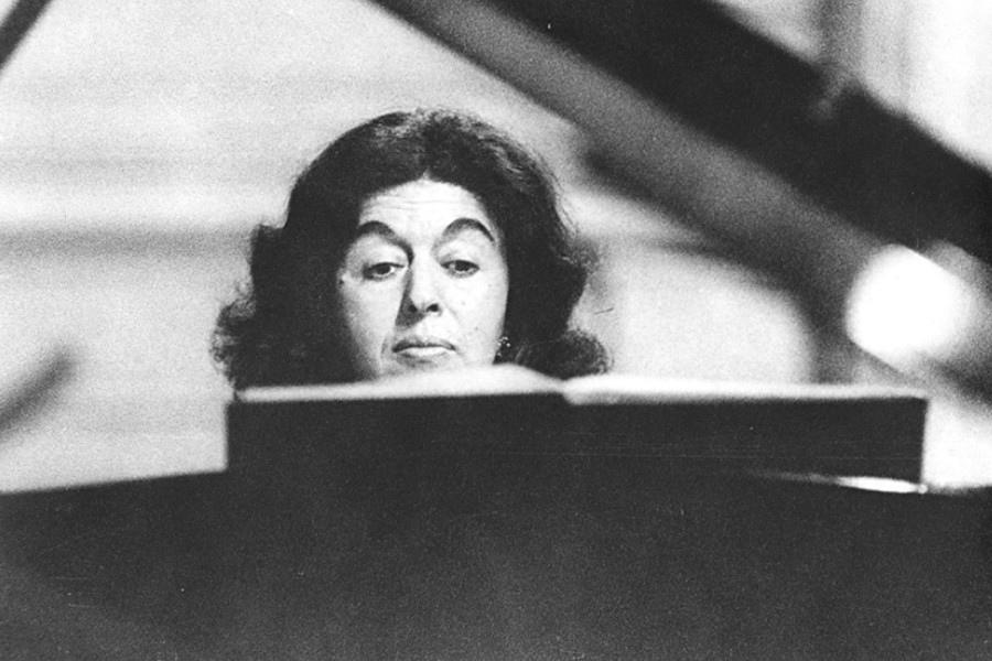 743 Alexander Bakhchiev 亞歷山大.巴赫奇耶夫 1930年-2007年 俄羅斯鋼琴家、教師08