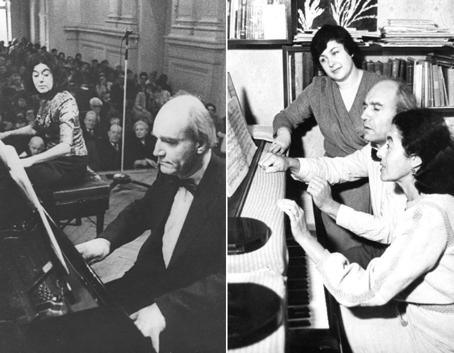 743 Alexander Bakhchiev 亞歷山大.巴赫奇耶夫 1930年-2007年 俄羅斯鋼琴家、教師07