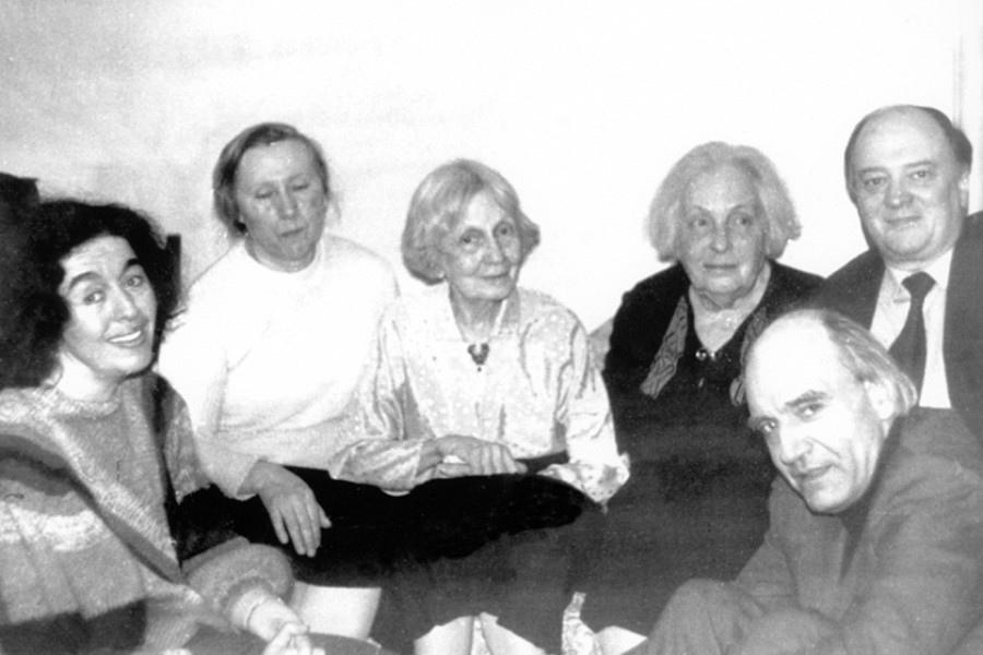 743 Alexander Bakhchiev 亞歷山大.巴赫奇耶夫 1930年-2007年 俄羅斯鋼琴家、教師05
