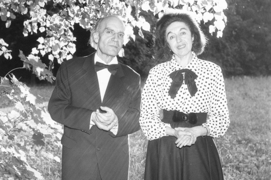743 Alexander Bakhchiev 亞歷山大.巴赫奇耶夫 1930年-2007年 俄羅斯鋼琴家、教師06