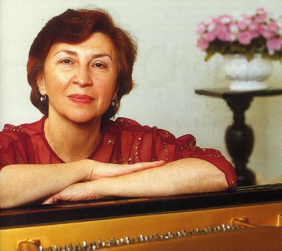 751 Bella Davidovich 貝拉.達薇朵薇琪 1928年 阿塞拜疆猶太裔美國鋼琴家05b