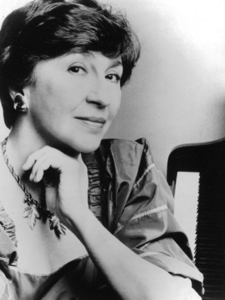 751 Bella Davidovich 貝拉.達薇朵薇琪 1928年 阿塞拜疆猶太裔美國鋼琴家01