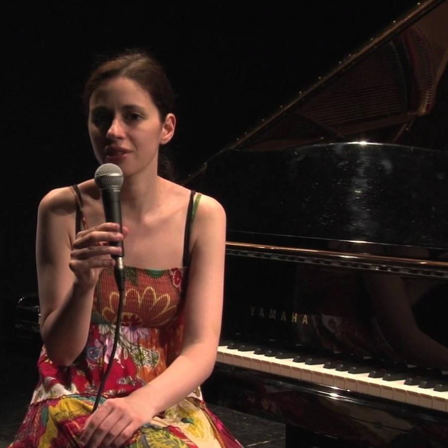 761 Edna Stern 埃德娜.斯特恩 1977年 比利時裔以色列鋼琴家12