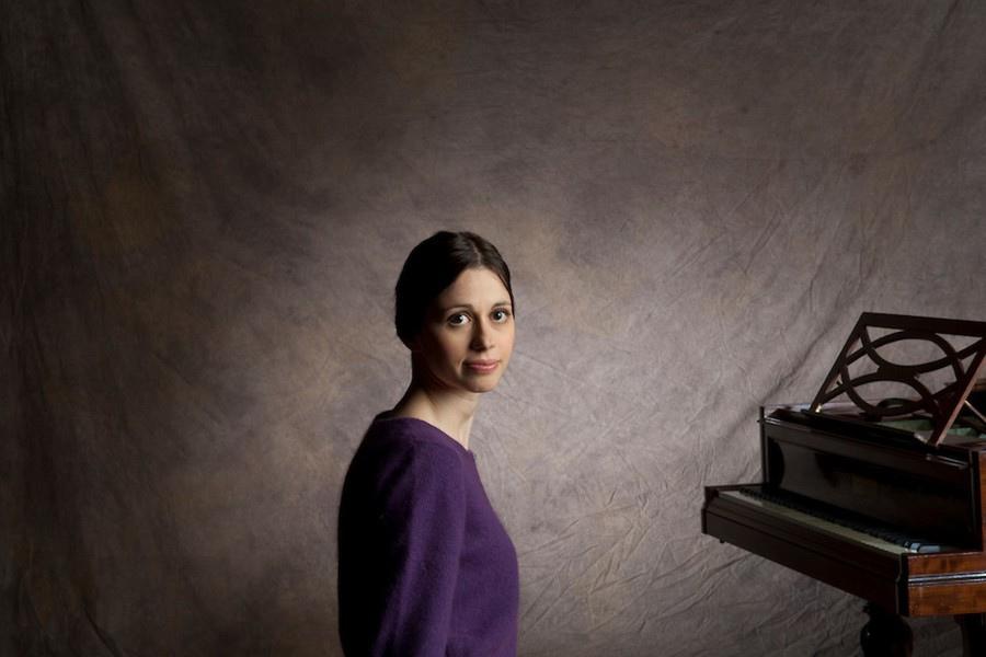761 Edna Stern 埃德娜.斯特恩 1977年 比利時裔以色列鋼琴家09