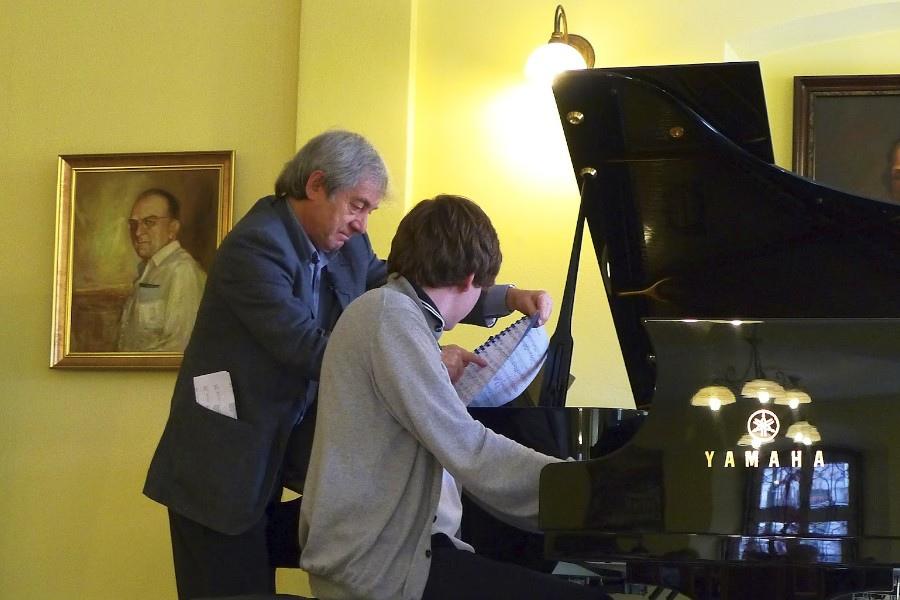 764 Dmitri Alexeev 德米崔.阿雷席夫 1947年 俄羅斯鋼琴家06