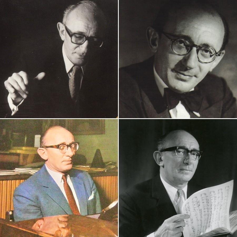 766 Clifford Curzon 克利福德.柯曾 (1907年-1982年) 英國鋼琴家02