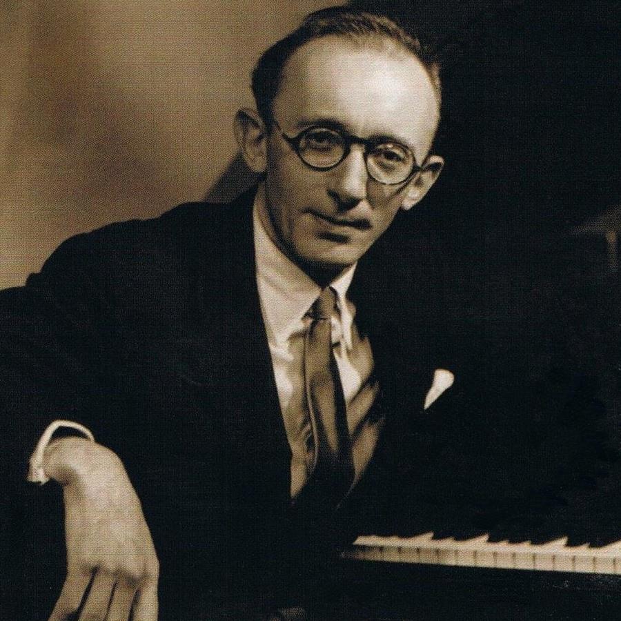 766 Clifford Curzon 克利福德.柯曾 (1907年-1982年) 英國鋼琴家01