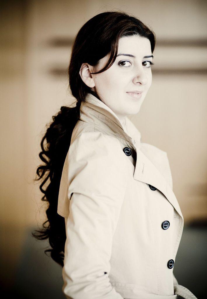 769 Nareh Arghamanyan 奈理.阿爾格馬尼楊 1989年 亞美尼亞鋼琴家04