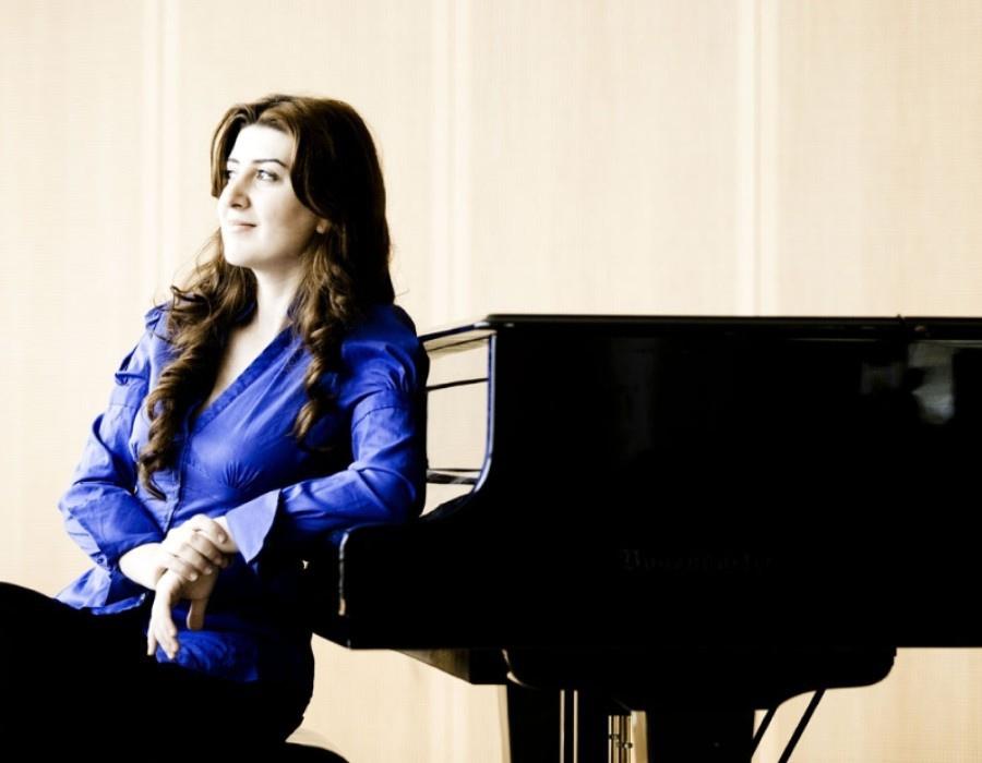 769 Nareh Arghamanyan 奈理.阿爾格馬尼楊 1989年 亞美尼亞鋼琴家12