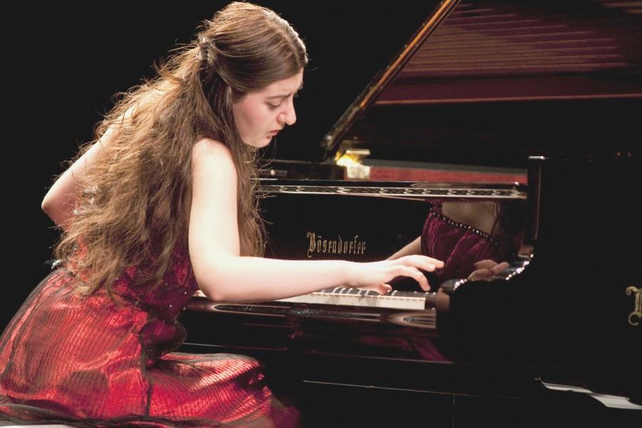 769 Nareh Arghamanyan 奈理.阿爾格馬尼楊 1989年 亞美尼亞鋼琴家10