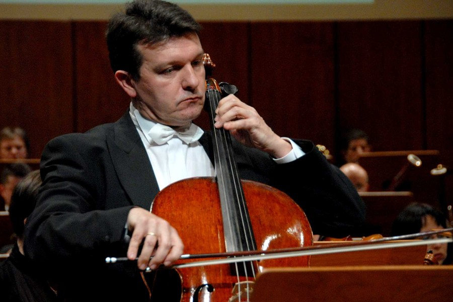 223 Tomasz Strahl 托馬斯.斯特勞 1965年 波蘭大提琴家08