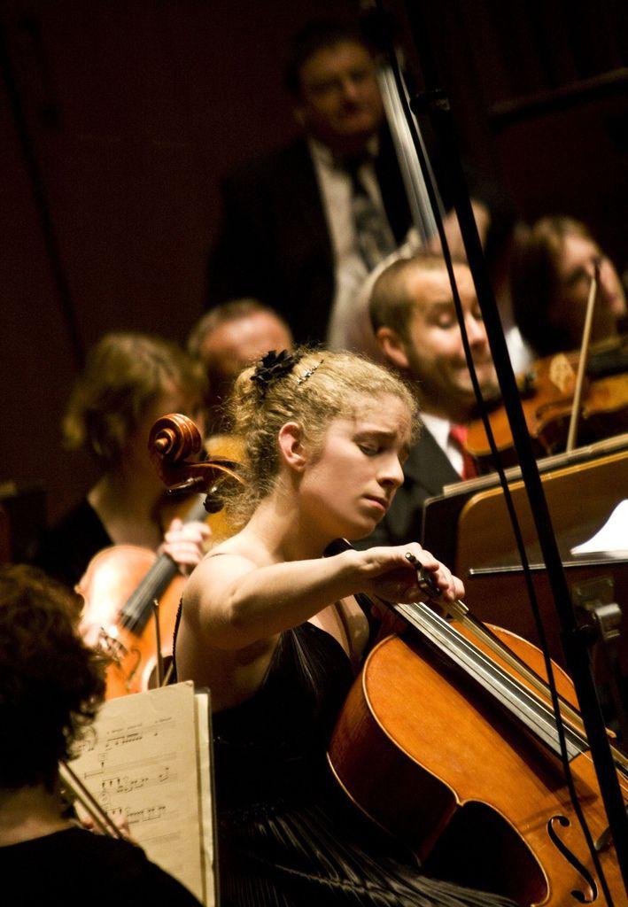 224 Hanna Dahlkvist 漢娜.達爾奎斯特 1986年 瑞典大提琴家05