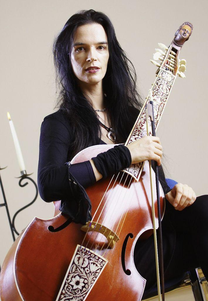 226 Hille Perl 希勒.帕爾 1965年 德國大提琴家02