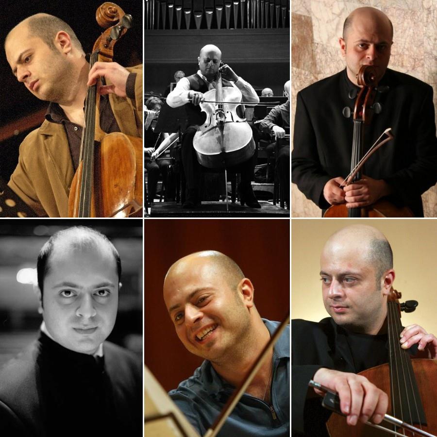227 Alexander Chaushian 亞歷山大.昌希安 1977年 亞美尼亞大提琴家07