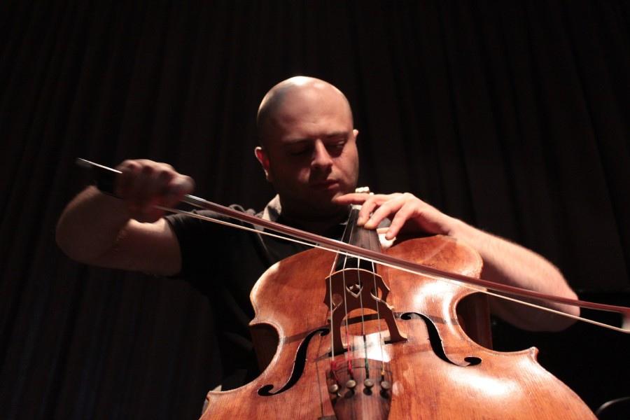 227 Alexander Chaushian 亞歷山大.昌希安 1977年 亞美尼亞大提琴家02