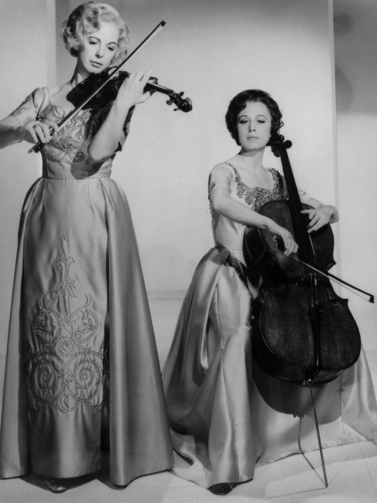 228 Eleonore Schoenfeld 埃萊奧諾雷.舍恩菲爾德 (1925年-2007年) 馬里博爾裔美國大提琴家01
