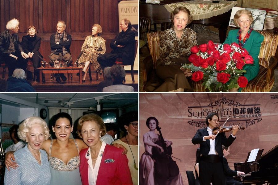 228 Eleonore Schoenfeld 埃萊奧諾雷.舍恩菲爾德 (1925年-2007年) 馬里博爾裔美國大提琴家08