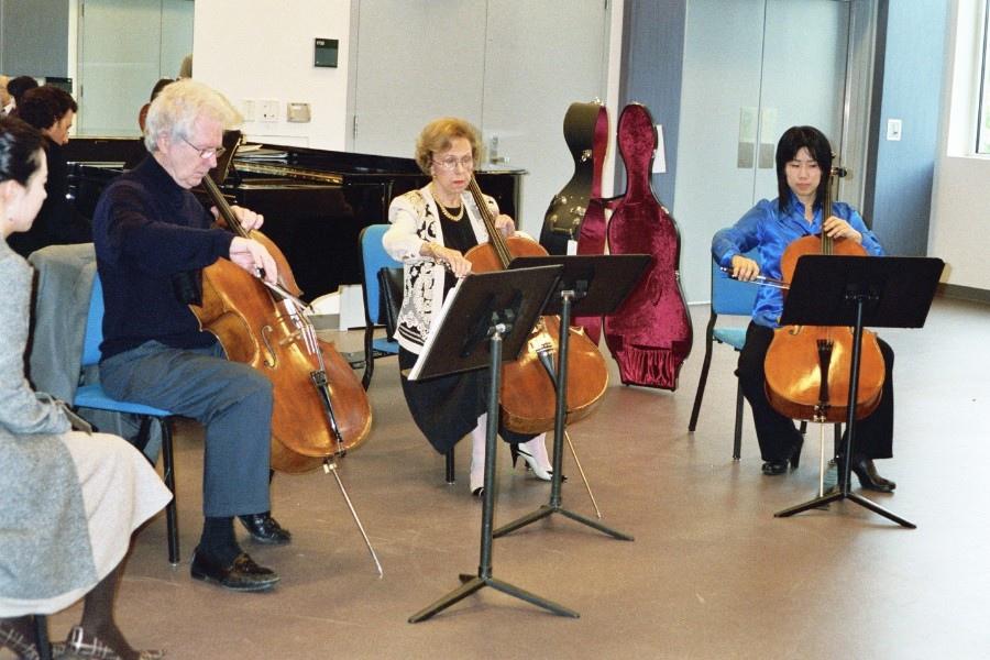 228 Eleonore Schoenfeld 埃萊奧諾雷.舍恩菲爾德 (1925年-2007年) 馬里博爾裔美國大提琴家07