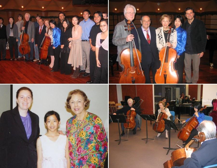 228 Eleonore Schoenfeld 埃萊奧諾雷.舍恩菲爾德 (1925年-2007年) 馬里博爾裔美國大提琴家09