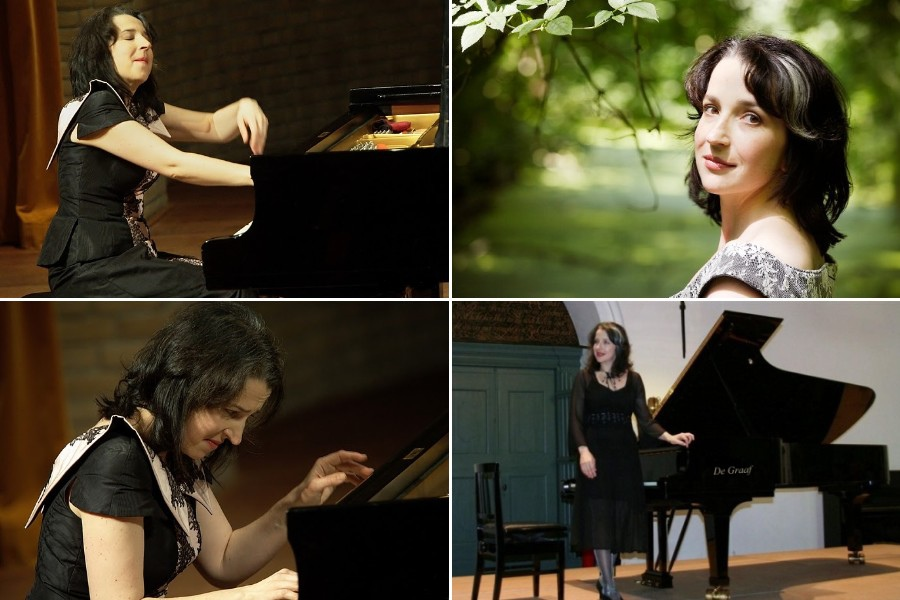 774 Marietta Petkova 瑪麗埃塔.佩特科娃 1968年 保加利亞鋼琴家05