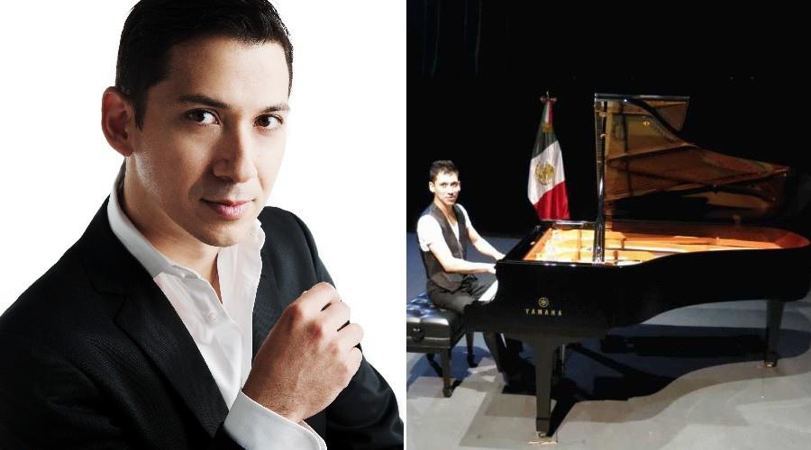 775 Alejandro Vela 亞歷山大.維拉 墨西哥鋼琴家09