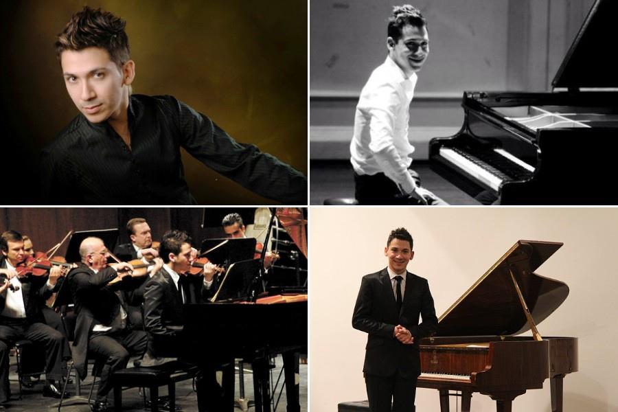 775 Alejandro Vela 亞歷山大.維拉 墨西哥鋼琴家10