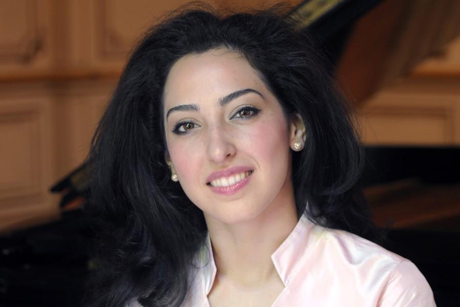 777 Sara Daneshpour 薩拉.達涅什珀 美國鋼琴家01