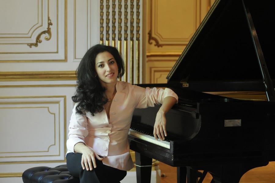 777 Sara Daneshpour 薩拉.達涅什珀 美國鋼琴家05