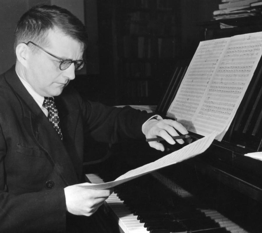 779 Dmitri Shostakovich 德米特里.蕭斯塔科維奇 (1906年-1975年) 俄國作曲家05