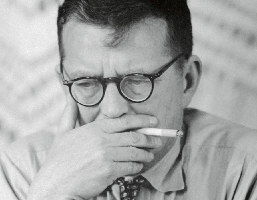 779 Dmitri Shostakovich 德米特里.蕭斯塔科維奇 (1906年-1975年) 俄國作曲家08