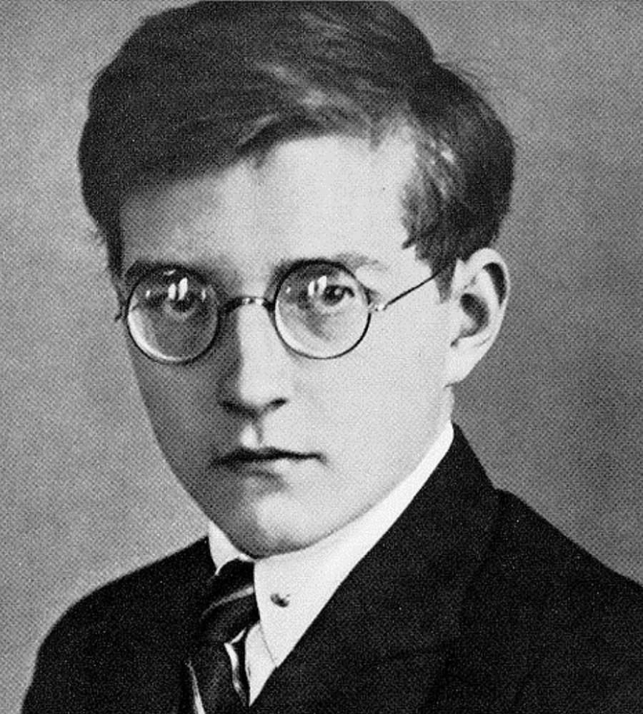 779 Dmitri Shostakovich 德米特里.蕭斯塔科維奇 (1906年-1975年) 俄國作曲家01