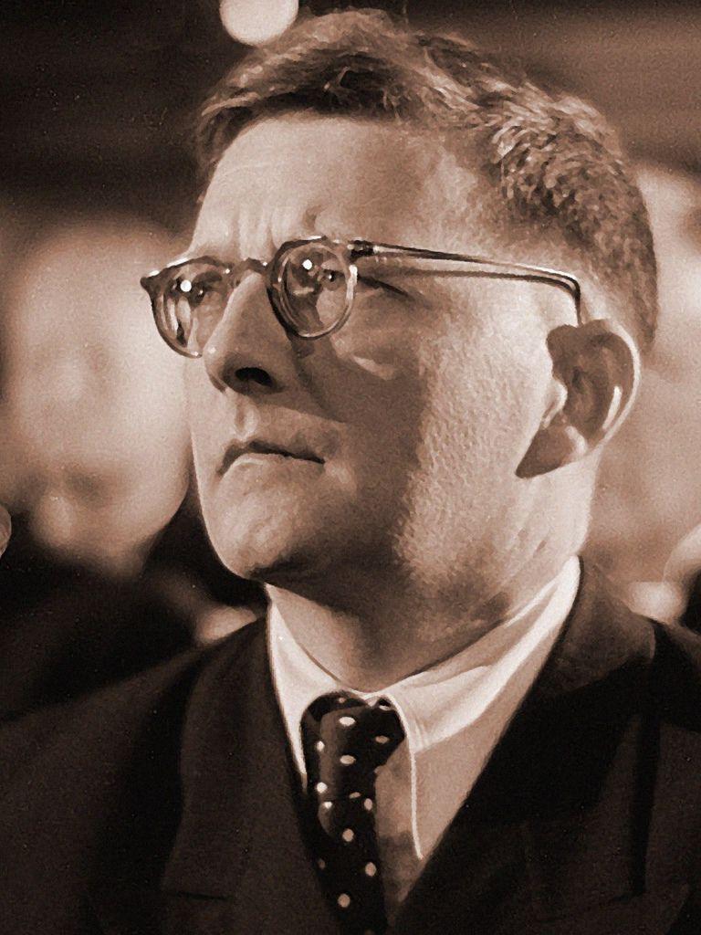 779 Dmitri Shostakovich 德米特里.蕭斯塔科維奇 (1906年-1975年) 俄國作曲家06