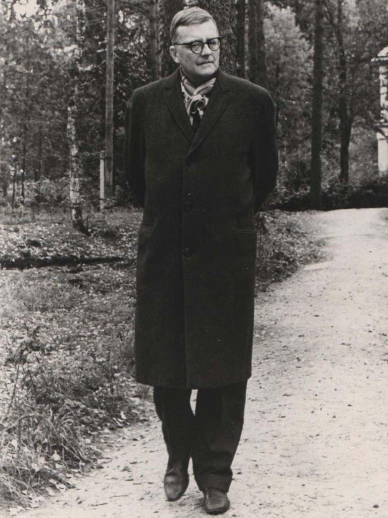 779 Dmitri Shostakovich 德米特里.蕭斯塔科維奇 (1906年-1975年) 俄國作曲家09