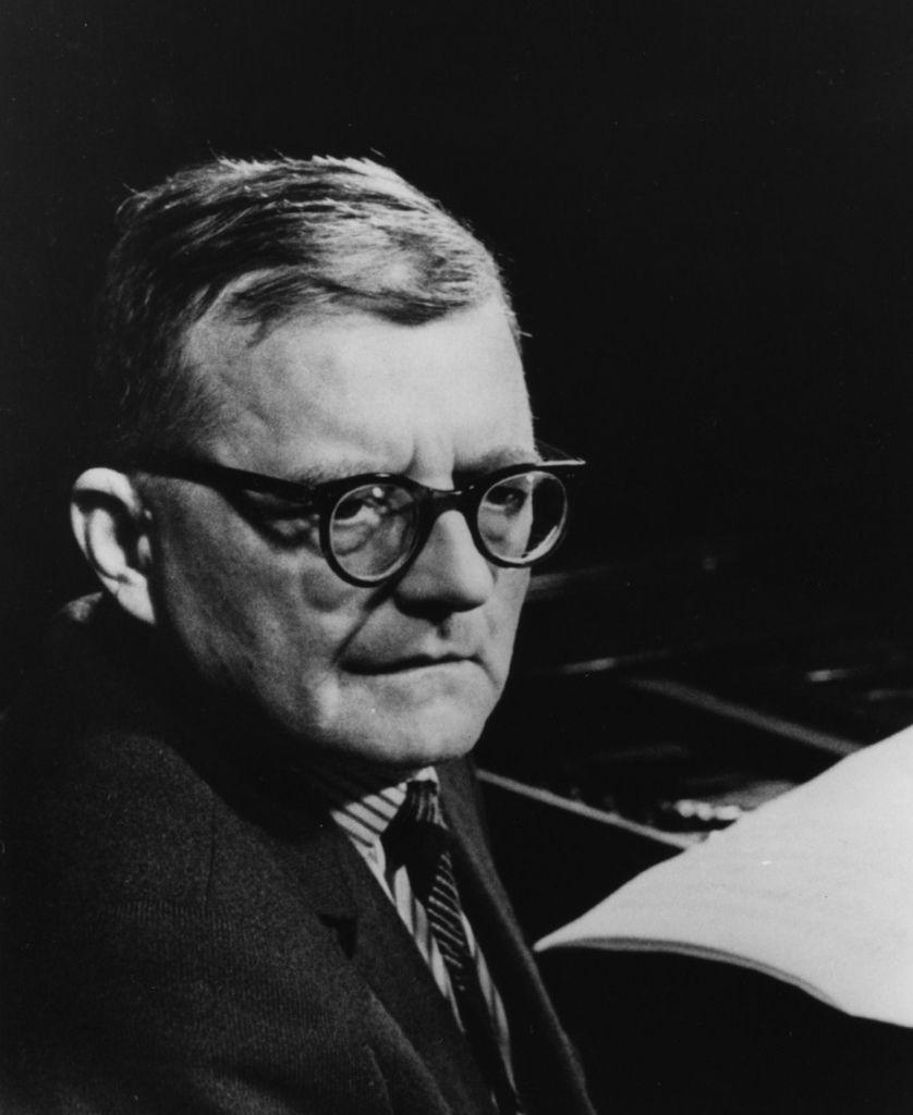 779 Dmitri Shostakovich 德米特里.蕭斯塔科維奇 (1906年-1975年) 俄國作曲家04