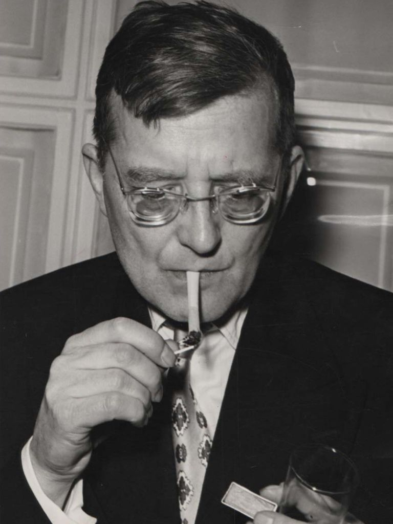 779 Dmitri Shostakovich 德米特里.蕭斯塔科維奇 (1906年-1975年) 俄國作曲家03