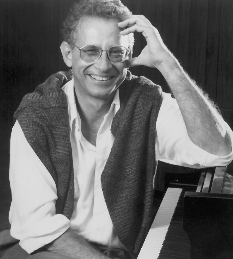 780 Daniel Pollack 丹尼爾.波拉克 1935年 美國鋼琴家01