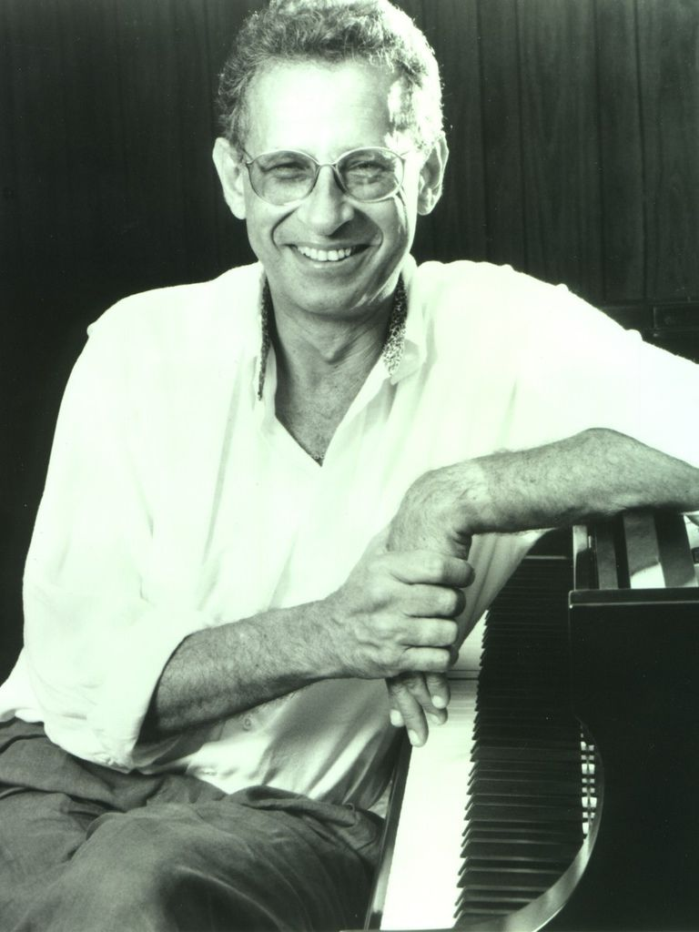 780 Daniel Pollack 丹尼爾.波拉克 1935年 美國鋼琴家02