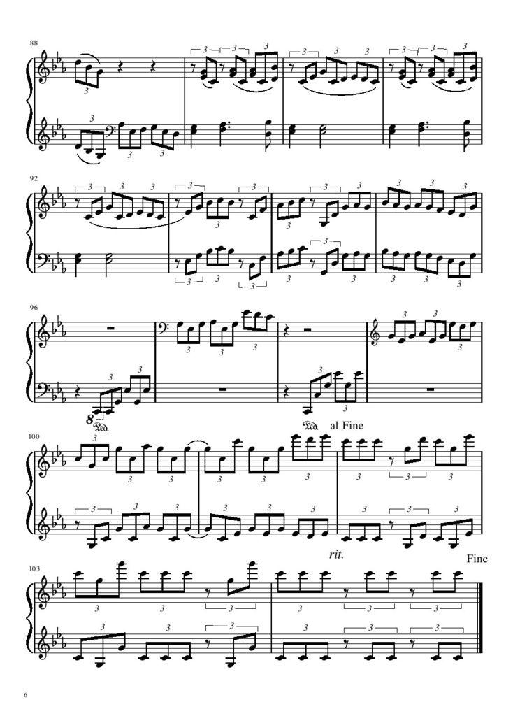 Shostakovich 蕭士塔高維契F大調第二號鋼琴協奏曲 IIf.jpg
