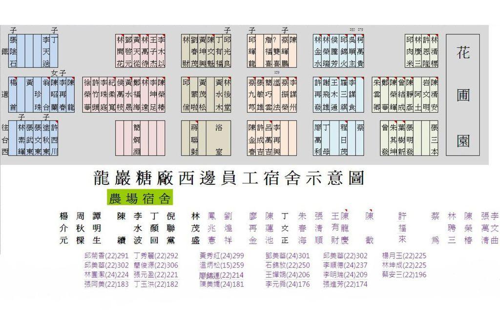 龍巖糖廠 西邊員工宿舍示意圖2016.09.13.JPG