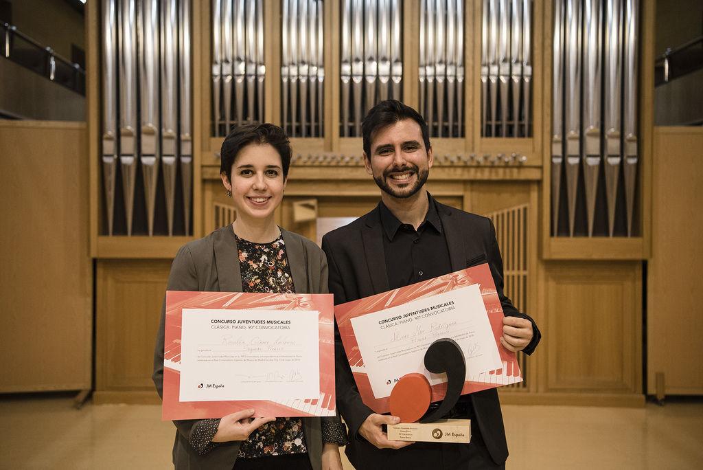 1099 Rosalia Gomez Lasheras 羅莎莉亞.戈麥斯.拉謝拉斯 1994年 西班牙鋼琴家04.jpg