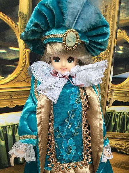 維多小公主小王子