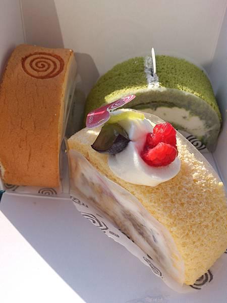自由が丘ロール屋冠軍蛋糕捲