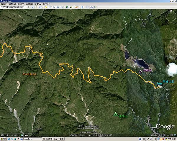 44.平元林道路線圖-2