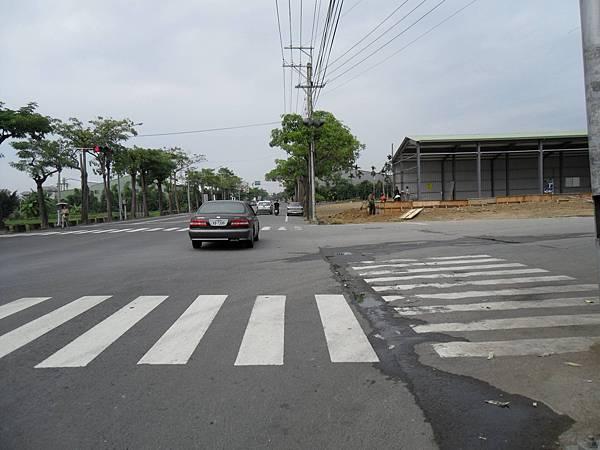 3.慈濟產業道路與中89線路口
