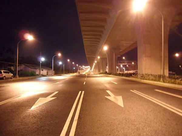 1.環中東路一段/松竹路一段路口(南下)