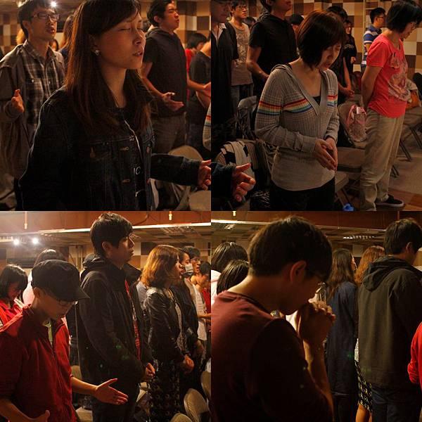 20141109主日聚會照片